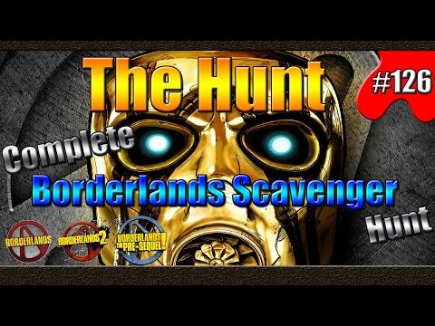 Borderlands | The Hunt | Complete Scavenger Hunt | #126 | So Glad I Came Here