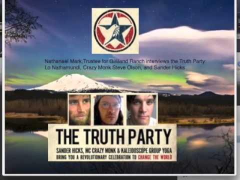 Interview with the Truth Party / upcoming UFO Skywatch with the Truth Party near Mount Adams