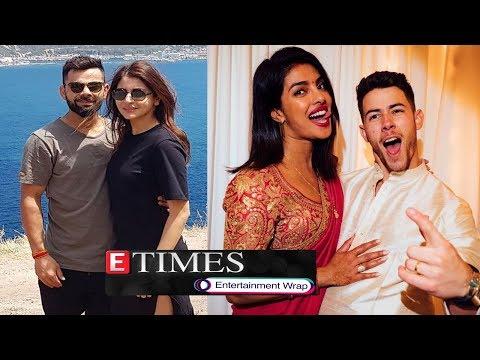 Virat shares mesmerising pic with wifey Anushka; Shahid's relationship advice for Nickyanka Mp3