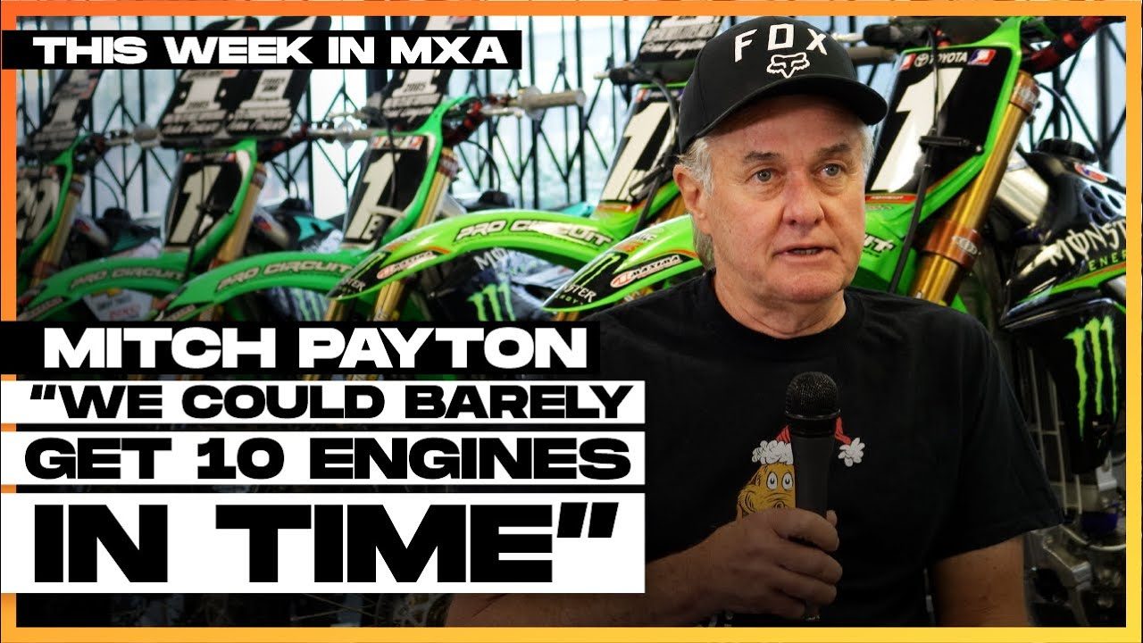 """""""The bike was beat up, mangled, bent"""" - This Week in MXA Episode 20"""