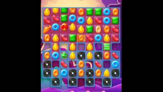 Candy Crush Jelly Saga Level 106 No Booster 3 Stars