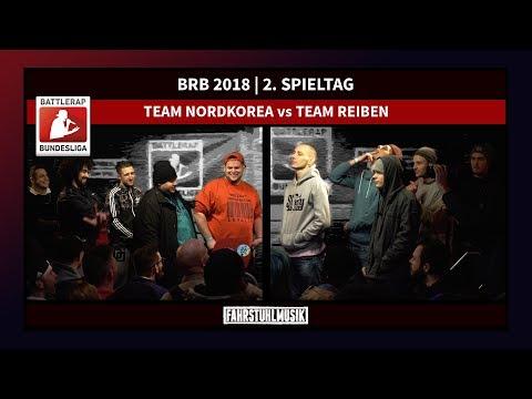 BRB 2018 | 2. Spieltag - Team Nordkorea vs Team Reiben (5vs5)
