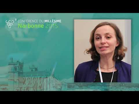 Conférence du Millésime Narbonne 2015