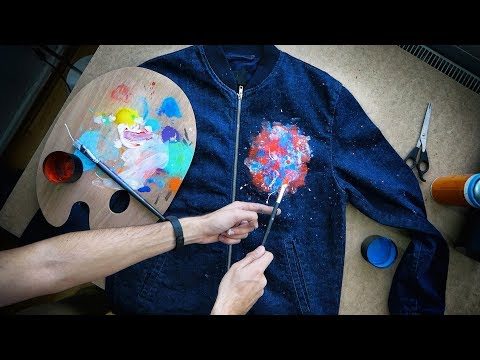 $6500 Worth Custom Jacket
