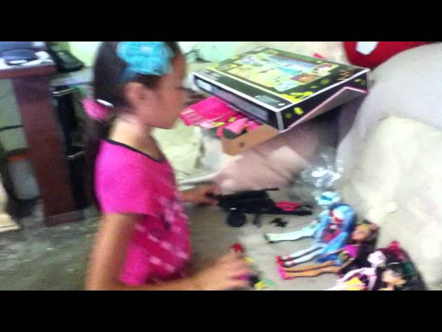 MONSTER HIGH DE KARLA 2.MOV Videos De Viajes