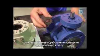 видео Электрический привод трубопроводной арматуры