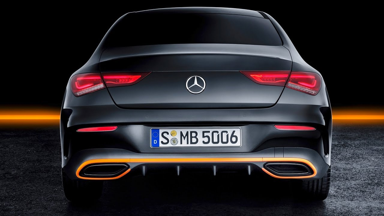 2020 Mercedes CLA - REVEAL [THE BEST COUPE]