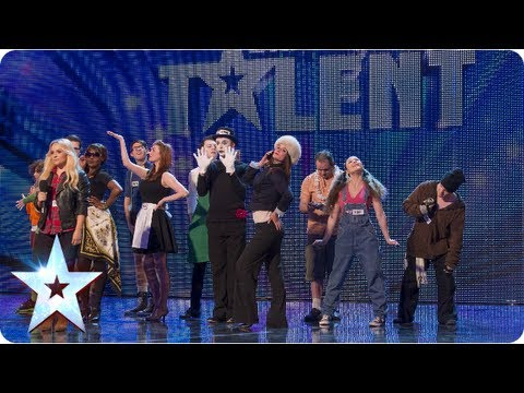 Showtime! They're Chasing the Dream | Week 7 Auditions | Britain's Got Talent 2013
