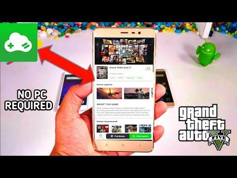 GTA 5 In GLOUD GAMES 2020    How To Play GTA 5 In GLOUD GAMES (New Update) 2020!!