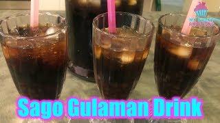 Sago Gulaman Drink  (Samalamig)