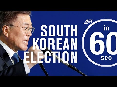 South Korean election 2017: Challenges facing new president Moon Jae-in   IN 60 SECONDS