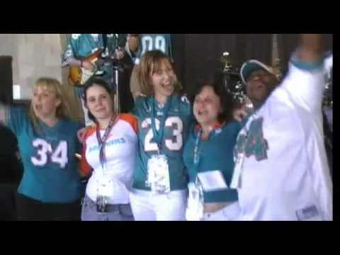 T-Pain & Pittbull Miami Dolphins Fight Song