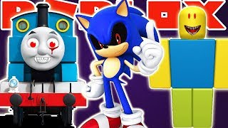 Thomas et Sonic - France ROBLOX Twisted