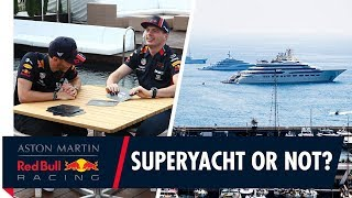 Superyacht Or Not? A Monaco Grand Prix Quiz with Max and Pierre