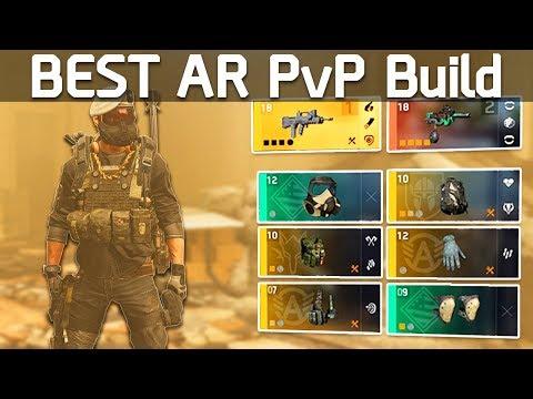 The BEST Assault Rifle PvP Build | Division 2