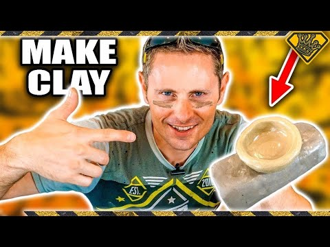 Thumbnail: How To Make CLAY from DIRT