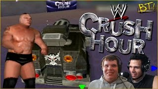 WWE Crush Hour for the Nintendo Gamecube - Play That!