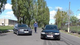 Audi A4 kontra BMW serii 3 - które używane kombi będzie lepszym wyborem?