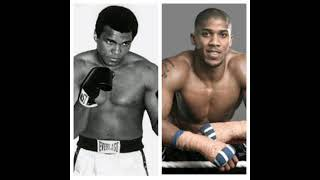 Can Anthony Joshua's Resume Be Compared Mohammad Ali's Resume?!!
