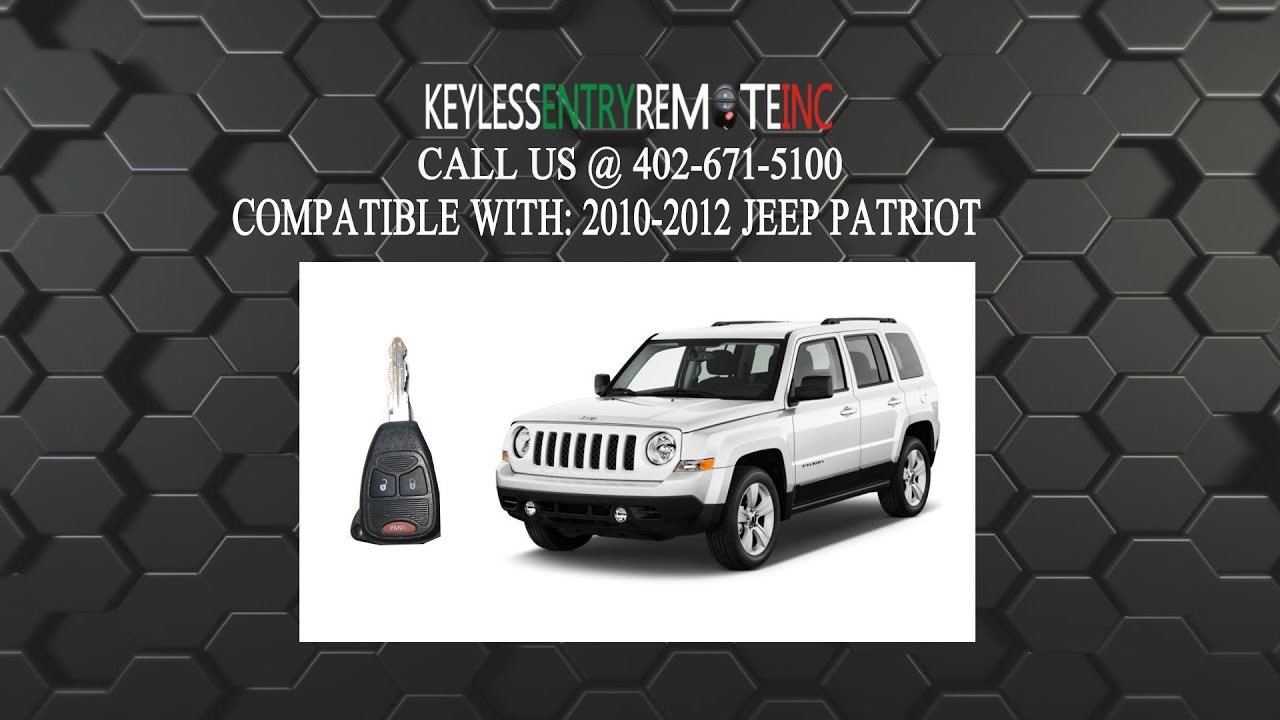 how to change a jeep key battery