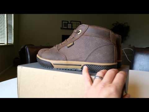 Keen Utility Work Boots - Vero Mid ESD Steel Toes