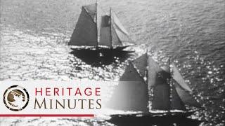Heritage Minutes: Bluenose