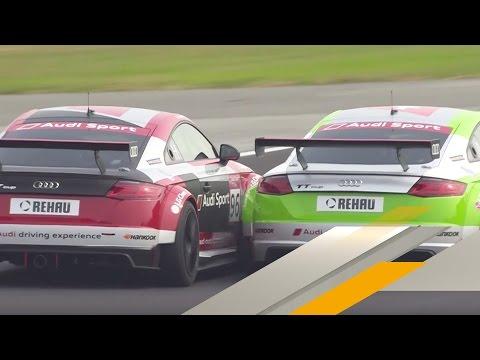 Erneutes Aus für Chaz Davies | Audi Sport TT Cup | SPORT1 Motor