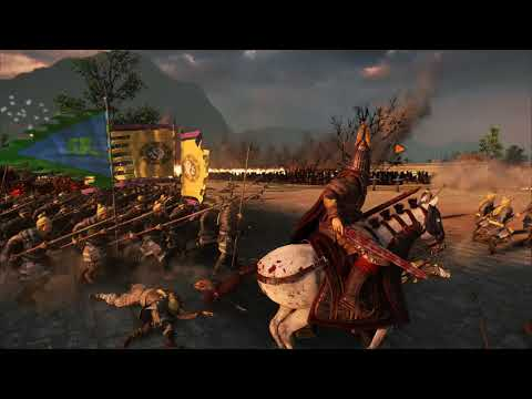 Total War Three Kingdoms Ending The Mandate War |