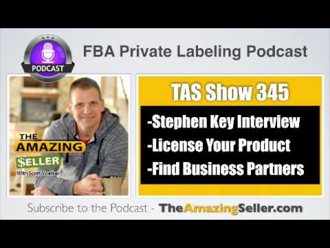 Can I License My Product To Major Brands & Collect Royalties For Years? TAS 345 The Amazing Seller