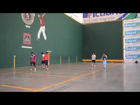 Orlando Díaz NIKE y Juan Medina VS Joel Rios y David Pichardo Muñeco