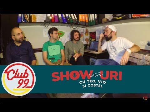 Podcast #155 | Aspirina bogatului cu Pitici Gratis | Intre showuri cu Teo Vio si Costel