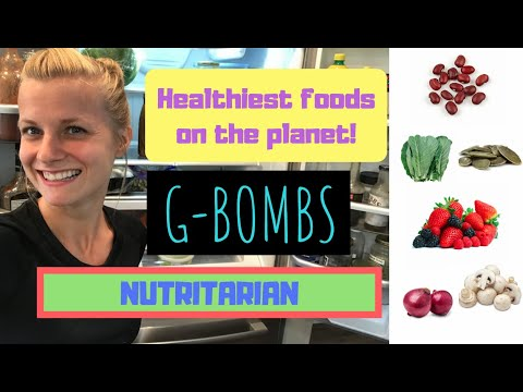 Eat These Foods Everyday! | G-BOMBS, Nutritarian