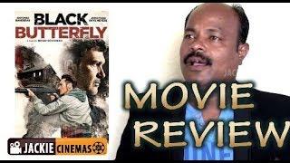 Black Butterfly 2017 Hollywood Thriller Movie Review In Tamil By #Jackiesekar | Antonio Banderas