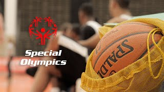 Special Olympics Basketball Competition 2019