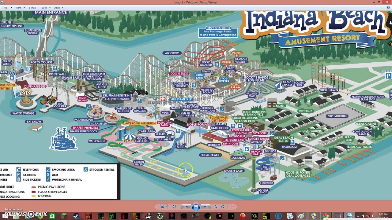 Expired Indiana Beach Coupons