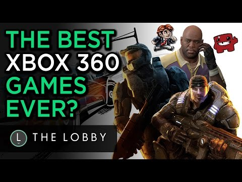 What Are The Best Xbox 360 Games Ever The Lobby Youtube