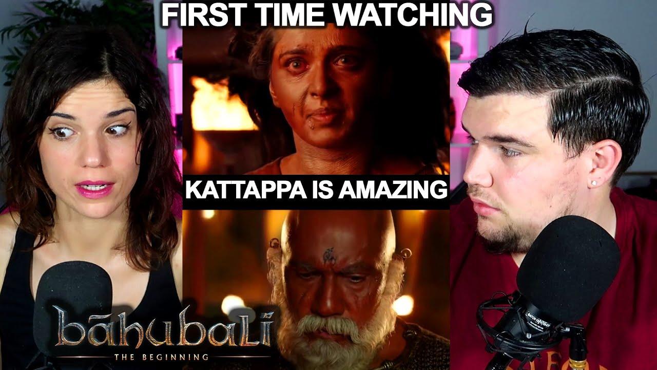 BAAHUBALI: THE BEGINNING - KATTAPPA IS AMAZING! - Prabhas | Ramya Krishnan | S. S. Rajamouli