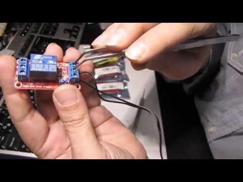 Projeto Arduino, controlando led RGB
