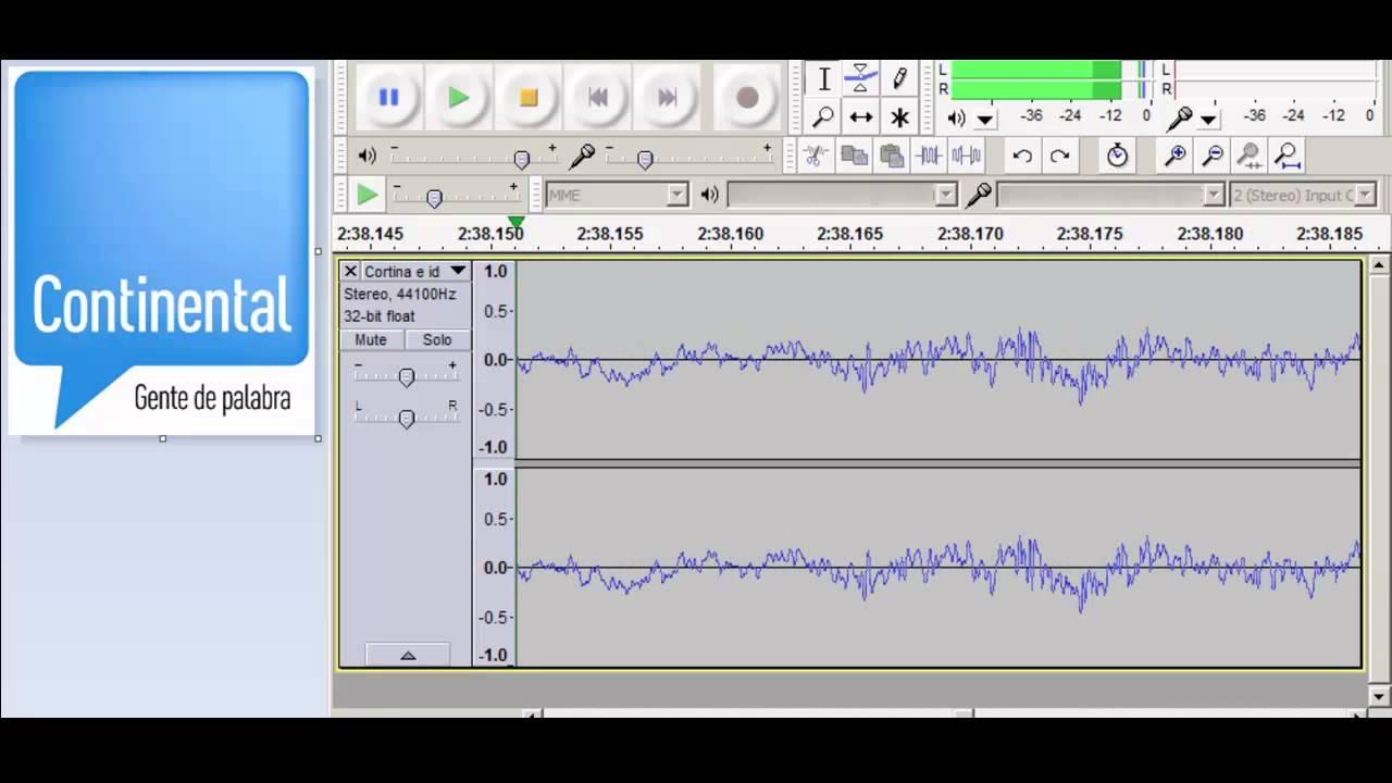 Radio Continental  Cortina Musical Extendida  YouTube