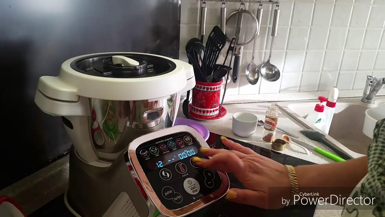 Buccellato moulinex cuisine companion cuco doovi - Moulinex cuisine companion vs thermomix ...