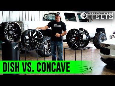 Sh*t I Never Knew: Dish Vs Concave Vs ???
