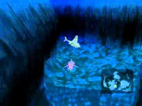 Final Fantasy Vii Sunken Gelnika Location Youtube