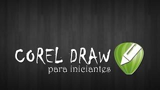 Curso de Corel Draw para iniciantes - Aula 02