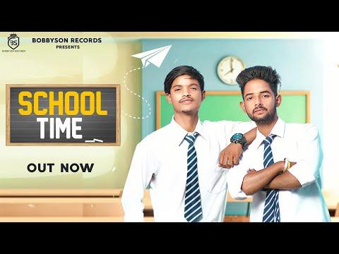 School Time    Nick Passi Ft. Raj Bawa    V-nay    Official Video   Lavi Sofiya    Punjabi Song 2020