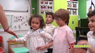 Conoce las clases de Estimulación Musical con Los Cuadernos de Músizon de Musicaeduca