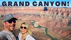 Grand Canyon | Helicopter Tour | Williams AZ | RV Living!