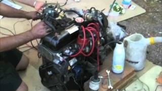 Démarrage moteur 4L