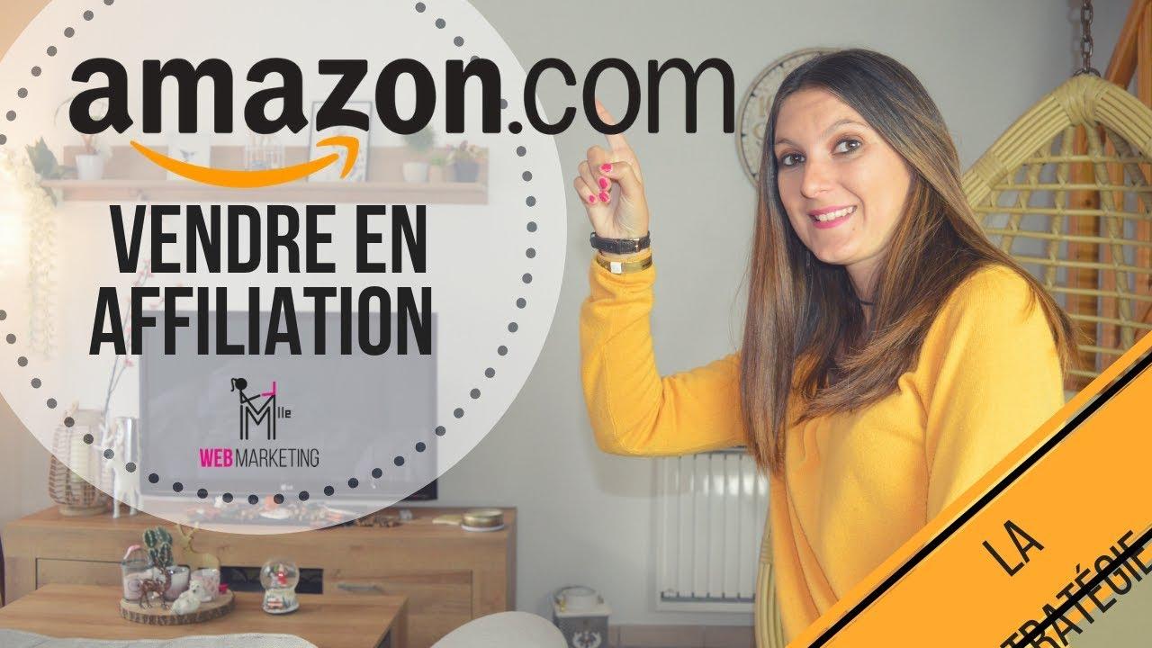 Comment vendre en affiliation avec Amazon ?