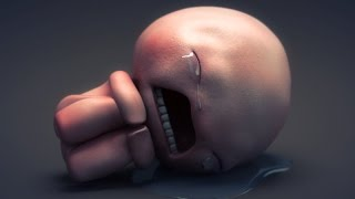 [Speed Sculpting] The binding of Isaac #1 - Isaac