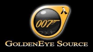GoldenEye: Source 5.0 - PC Gameplay N64 Remake (Multiplayer) 2016